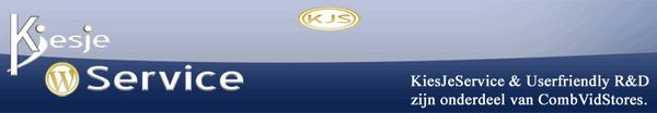 KiesJeService / Userfriendly R&D